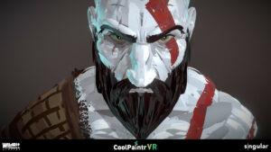 Paint CoolPaintr VR